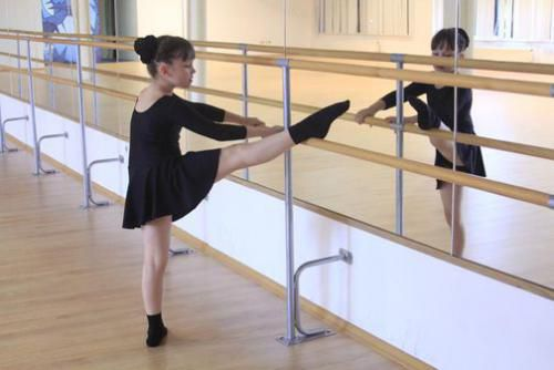 Станок балетный схема